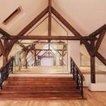 Mansardă - spațiu pentru expoziții
