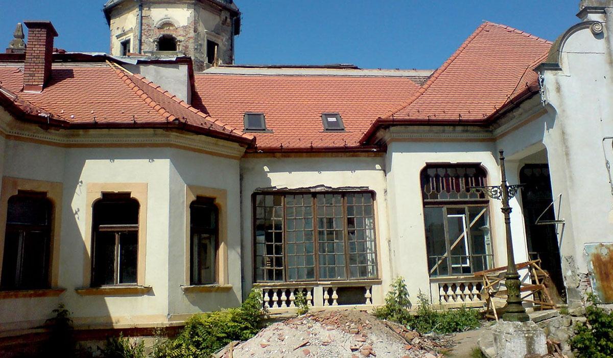 Centrul Cultural Castel Sâncrai